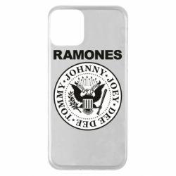 Чохол для iPhone 11 Ramones