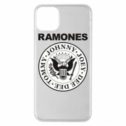 Чохол для iPhone 11 Pro Max Ramones
