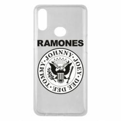 Чохол для Samsung A10s Ramones