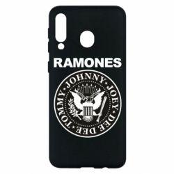 Чохол для Samsung M30 Ramones