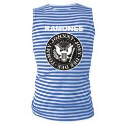 Майка-тільняшка Ramones