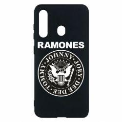 Чохол для Samsung M40 Ramones