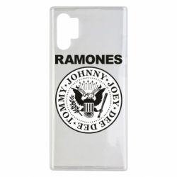 Чохол для Samsung Note 10 Plus Ramones