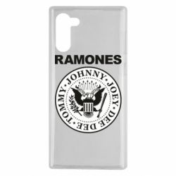Чохол для Samsung Note 10 Ramones