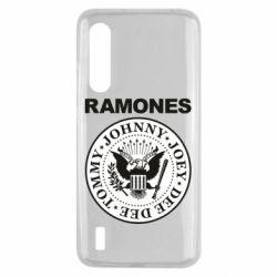 Чохол для Xiaomi Mi9 Lite Ramones