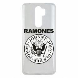 Чохол для Xiaomi Redmi Note 8 Pro Ramones