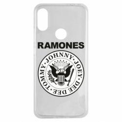 Чохол для Xiaomi Redmi Note 7 Ramones