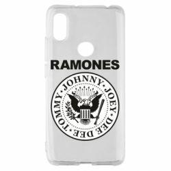 Чохол для Xiaomi Redmi S2 Ramones