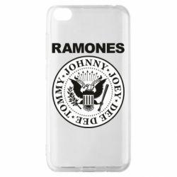 Чохол для Xiaomi Redmi Go Ramones