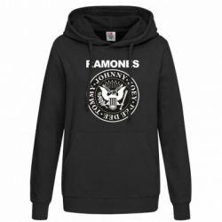 Толстовка жіноча Ramones