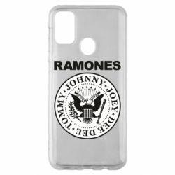Чохол для Samsung M30s Ramones