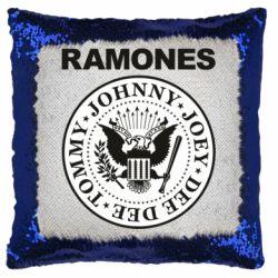 Подушка-хамелеон Ramones