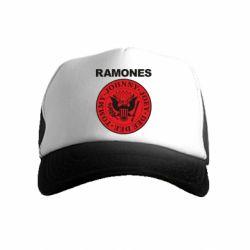 Дитяча кепка-тракер Ramones