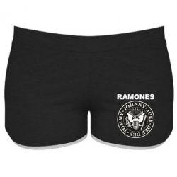 Жіночі шорти Ramones