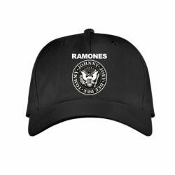 Дитяча кепка Ramones