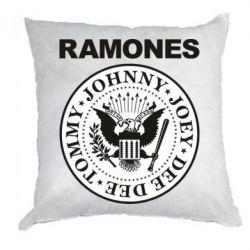 Подушка Ramones