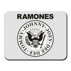 Килимок для миші Ramones