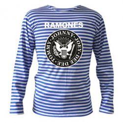 Тільник з довгим рукавом Ramones