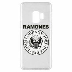 Чохол для Samsung S9 Ramones