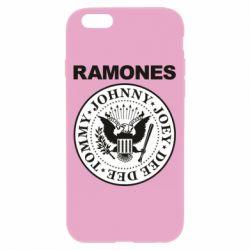 Чохол для iPhone 6/6S Ramones