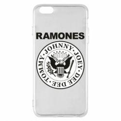 Чохол для iPhone 6 Plus/6S Plus Ramones