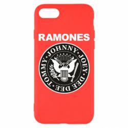 Чохол для iPhone 7 Ramones