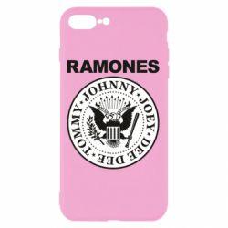 Чохол для iPhone 7 Plus Ramones