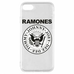 Чохол для iPhone 8 Ramones
