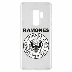 Чохол для Samsung S9+ Ramones
