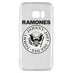 Чохол для Samsung S7 Ramones