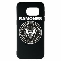 Чохол для Samsung S7 EDGE Ramones