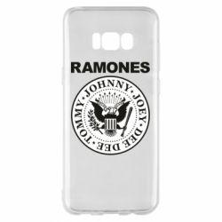Чохол для Samsung S8+ Ramones