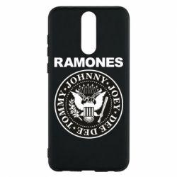 Чехол для Huawei Mate 10 Lite Ramones - FatLine