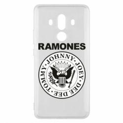 Чехол для Huawei Mate 10 Pro Ramones - FatLine