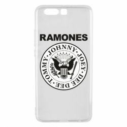 Чехол для Huawei P10 Plus Ramones - FatLine