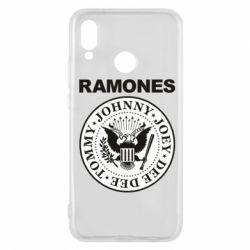 Чехол для Huawei P20 Lite Ramones - FatLine