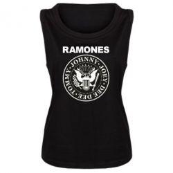 Майка жіноча Ramones