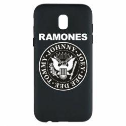 Чохол для Samsung J5 2017 Ramones