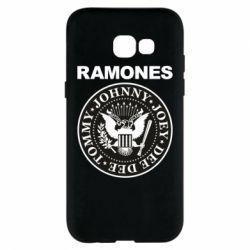Чохол для Samsung A5 2017 Ramones