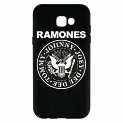 Чохол для Samsung A7 2017 Ramones