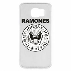 Чохол для Samsung S6 Ramones