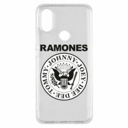 Чохол для Xiaomi Mi A2 Ramones