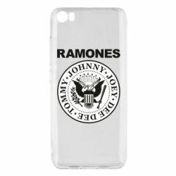 Чохол для Xiaomi Mi5/Mi5 Pro Ramones