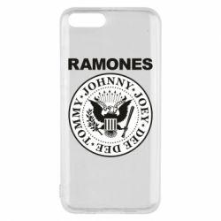 Чохол для Xiaomi Mi6 Ramones