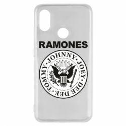 Чохол для Xiaomi Mi8 Ramones