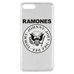 Чохол для Xiaomi Mi Note 3 Ramones