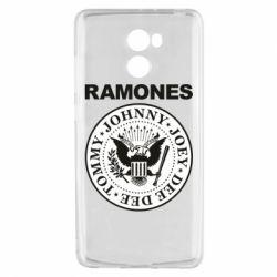 Чохол для Xiaomi Redmi 4 Ramones
