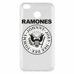 Чохол для Xiaomi Redmi 4x Ramones
