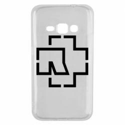 Чохол для Samsung J1 2016 Ramshtain logo