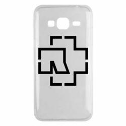 Чохол для Samsung J3 2016 Ramshtain logo